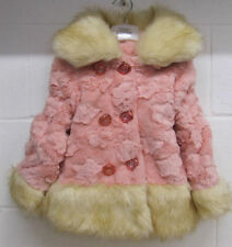 Unbranded Girls' Faux Fur Party Coats, Jackets & Snowsuits (2-16 Years)