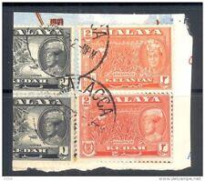MALAYA/MALACCA, postmark on KELANTAN (D)
