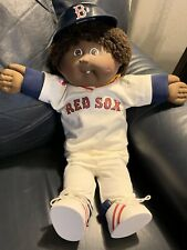 VINTAGE CABBAGE PATCH BOSTON RED SOX DOLL