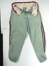 1972 Dan Monzon Minnesota Twins Game Used Road Pants  FLASH SALE