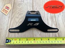 **Yamaha R6  TAIL TIDY 2006 -2019 Number Plate Holder. Micro LEDS INTEGRATED**