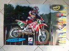 Q63 Poster Stefan Everts Campione del mondo 250 - 1996   80 x 55 cm.
