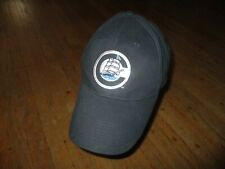 COLUMBUS CLIPPERS BASEBALL HAT Cap Minor League Embroidered Logo Blue Adjustable