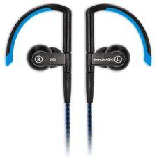 SoundMAGIC ST80 In Ear Isolating Wireless or Wired Sports Earphones - Blue
