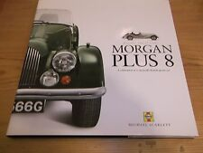 Book. Morgan Plus 8. Haynes Great Cars. Classically British Sports Car. 1st 2009