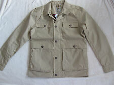 Timberland Baker Mountain Field Jacket-Hyvent/Waterproof-Beige-Size 2XL-NWT $168