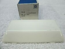 NOS 1975-1990 GM Dome and Reading Lamp Lens (Single - Snap On) GM 1674099     dp
