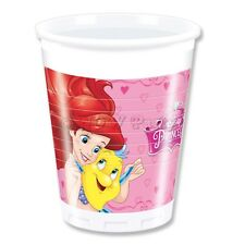 Disney Princess Dreaming Birthday Party Range Tableware Balloons Decorations 1c 8 Plastic Cups