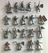 Knights - Variety of figures. VINTAGE 1960/70s.