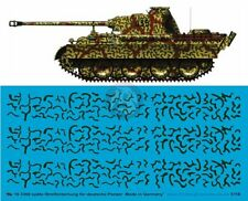Peddinghaus 1/16 Streifentarnung German Ambush Strip Tank Camouflage WWII 3360