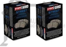 StopTech Street Brake Pads For 89-93 Nissan GT-R R32 / Front & Rear Set