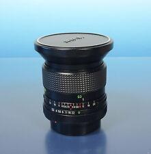 Vivitar 28mm/2.5 Auto Wide Angle Lens Objectif Lentille pour Canon FD - (40874)