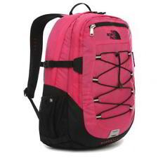"North Face Borealis Womens Pink Backpack Rucksack Bag 15"" Laptop Sleeve"