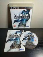 Alpha Protocol The Espionage RPG Sony PlayStation 3 (PS3) PAL SEGA Video Game UK