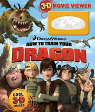HOW TO TRAIN YOUR DRAGON Movie Promo POSTER B