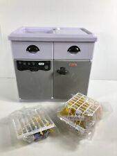 """Casdon Toys 18"""" Doll Size Electronic Sink Fridge & Dishwasher Set NEW NO BOX"""