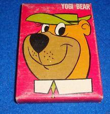 Vintage Yogi Bear Sun-Eze Tillman's Magic Sun Picture card Set 1962