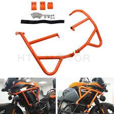 For KTM 1050 1090 1190 1290 Super ADV Upper Sides Crash Bar Frame Bumper Guard