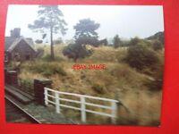 PHOTO  LITTLE SALKELD RAILWAY STATION 1983