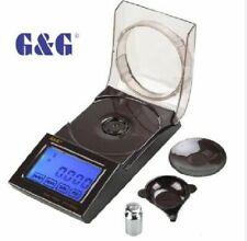 G&G FC 20g/0.001g Professional Digital Jewellery Gold Scale  Balance