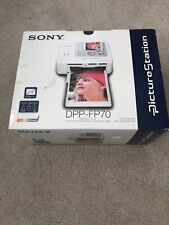 Sony Picture Station DPP-FP70 Portable Digital Photo Printer