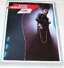 JUSTIN TIMBERLAKE--Live From London--- (Dvd+Cd Set)