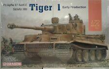 Dragon Models 1/72 scale kit 7482, Tiger l.