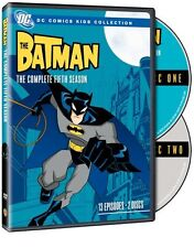 BATMAN : COMPLETE SEASON 5 (DC Animated) - DVD - UK Compatible -  sealed