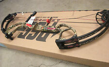 NEW PSE DNA SP LH COMPOUND BOW 70lb HUNTING BOW CAMO 70# Camo/ Black Limbs