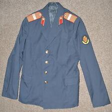 Soviet Union USSR Russian Police Militia Officer Parade Uniform Jacket