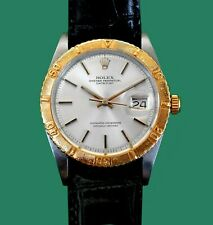 ROLEX Vintage 1968 Oyster Perpetual DateJust Thunderbird Turn-O-Graph Ref. 1625