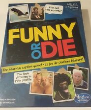 Funny Or Die Hasbro Gaming Board Game Summer Picnic Activity Group Family Friend