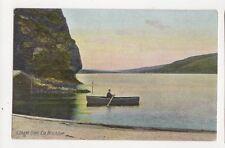 Lough Dan Co Wicklow Ireland Vintage Postcard 423a