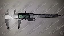 PDR*CALIBRO DIGITALE A CORSOIO IN ACCIAIO CON DISPLAY 150mm CON CUSTODIA RIGIDA
