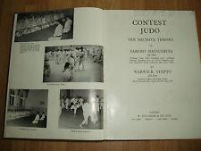 Contest Judo - Matsushita - MMA, UFC, NHB, Grappling, Judo, BJJ