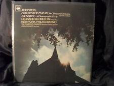 Leonard Bernstein - Chichester Psalms/Facsimile