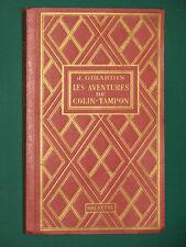 les aventures de Colin-Tampon J. GIRARDIN ill. de TINANT