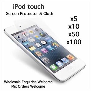 iPod touch 5th 6th 7th generation screen protectors