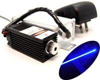 445nm 3000mW Blue Laser Module With Heatsink For DIY Laser Cutter Engraver