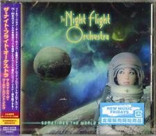 NIGHT FLIGHT ORCHESTRA-SOMETIMES THE WORLD AIN'T ENOUGH-JAPAN CD BONUS TRACK F04