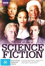 The Real History Of Science Fiction (DVD) New, Genuine (D167/D170/D175/D229)