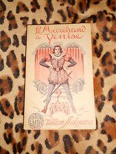 LE MARCHAND DE VENISE - Shakespeare - G. Ratier, 1946
