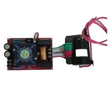 NEW 12v ~ 30v ZVS Tesla coil power supply driven plate + High voltage generator