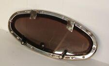 Bomar Boat Portlight Window Stainless Steel Tinted Glass