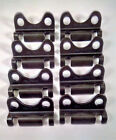 SMALL BLOCK CHEVY 305,327,350,400 RAISED STEEL GUIDE PLATES 5/16