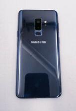 Samsung Galaxy S9+ PLUS LIBRE AZUL+ CARCASA SPIGEN