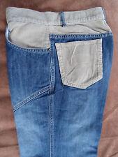 S.Oliver Jeans Größe 33/32 blau/beige neuwertig