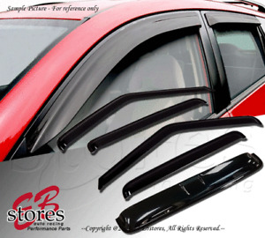 Vent Shade Outside Mount Window Visor Sunroof Type2 5pc Chevrolet Traverse 09-17