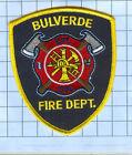 Fire Patch - Bulverde 1986