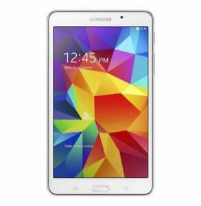 Samsung Galaxy Tab 4 8GB SM-T230 7.0inch Wi-Fi  White Pristine Condition